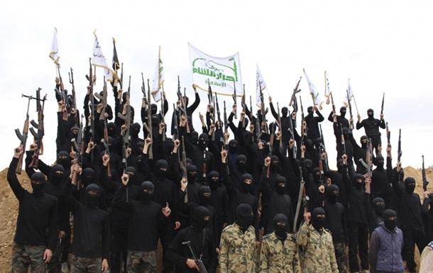 Сирийские повстанцы обратились с призывом о создании антироссийской коалиции