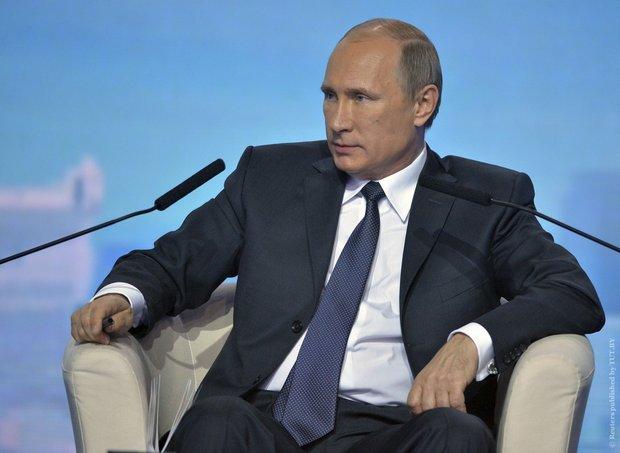 Путин: действия России не спонтанность, а исполнение заранее намеченных планов