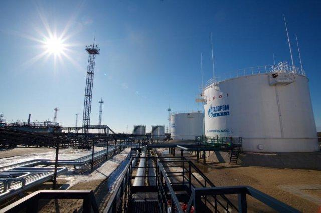 """""""Газпром"""" приступает к выполнению газовых поставок в Украину"""