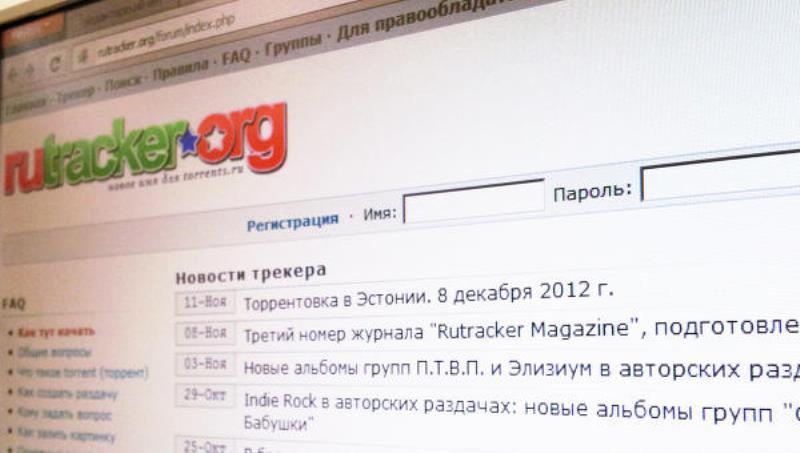 Чтобы избежать пожизненной блокировки, RuTracker удалит 5.000.000 треков