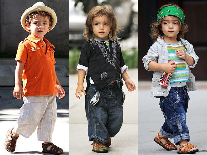 Модные детишки: как совмещать стиль и тепло