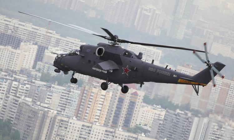 Афганистан просит Москву о поставках оружия, артиллерии и вертолетов