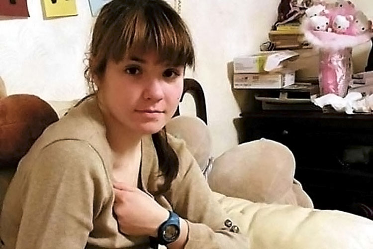 В Москве арестовали Варвару Караулову