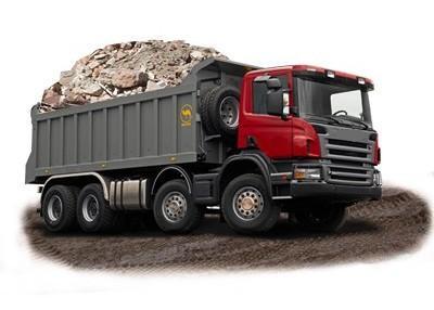 Вывоз строительного мусора как особенная услуга в сфере грузоперевозок