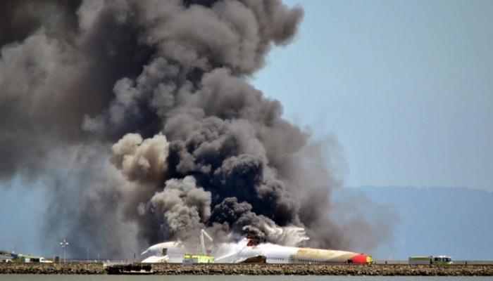 Египетские спасатели услышали голоса выживших под обломками российского самолета