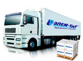 Экспресс курьерские услуги грузовыми автомобилями