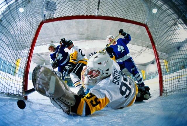 Национальная хоккейная лига задумала увеличить размеры ворот