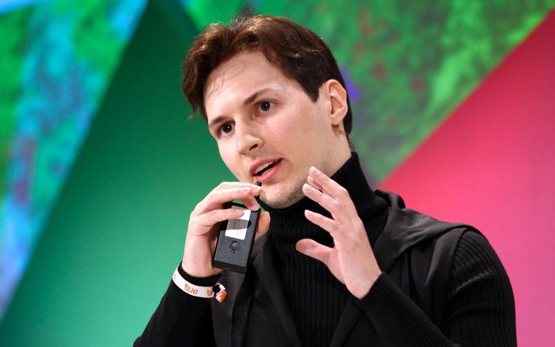 """Павел Дуров предложил запретить """"слова"""" в ответ на предложение запретить Telegram"""