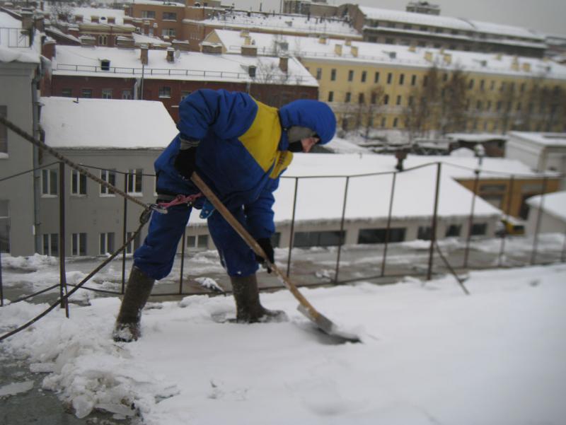 Любые клининговые услуги включая зимнюю уборку снега