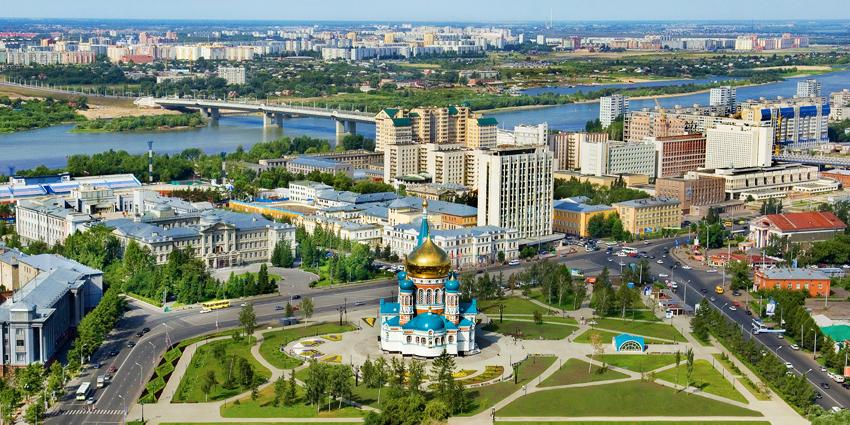 Сибирский труженик: необычный Омск