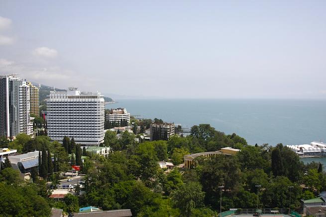 Бронирование лучших гостиниц для отдыха и лечения в Сочи