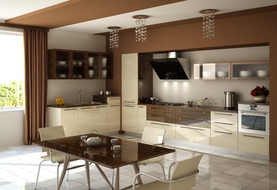 Индивидуальное проектирование ультрасовременных кухонь