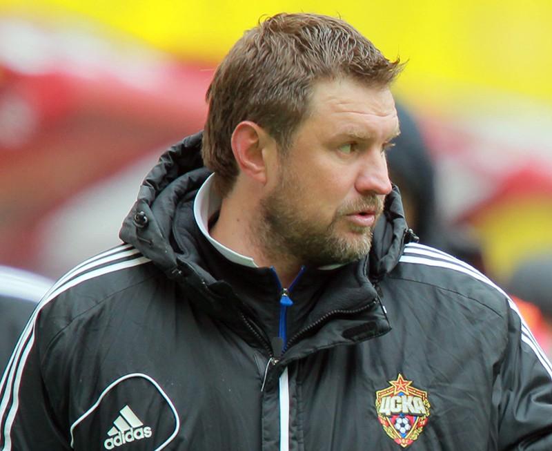В Москве на 46-м году жизни скончался футболист Сергей Шустиков