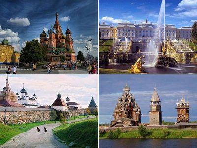 Туры по России для души и отдыха
