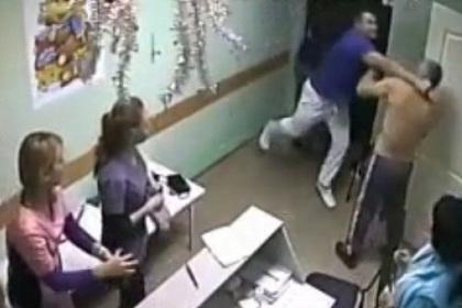 Врач белгородской больницы одним ударом убил пациента