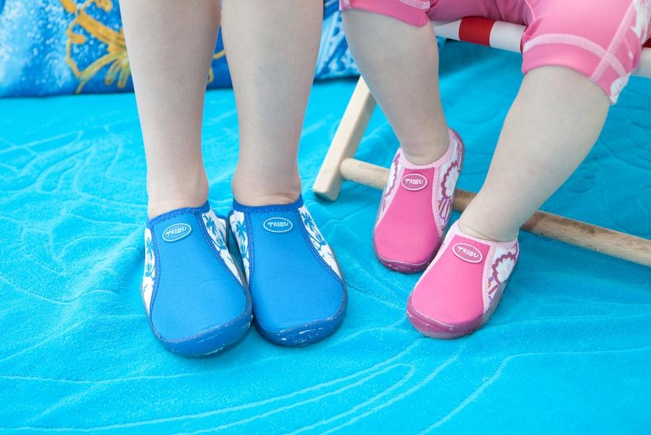 Детская неопреновая обувь – идеальный вариант для пляжа и купания