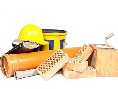 Все виды строительных материалов собранные в одном магазине