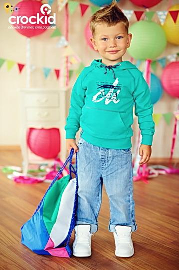 «Crokid» — производитель нарядной детской одежды