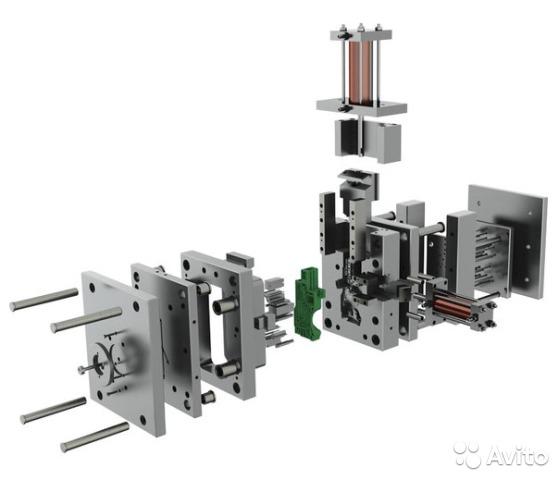 Производство пресс-форм и особенности технологического процесса