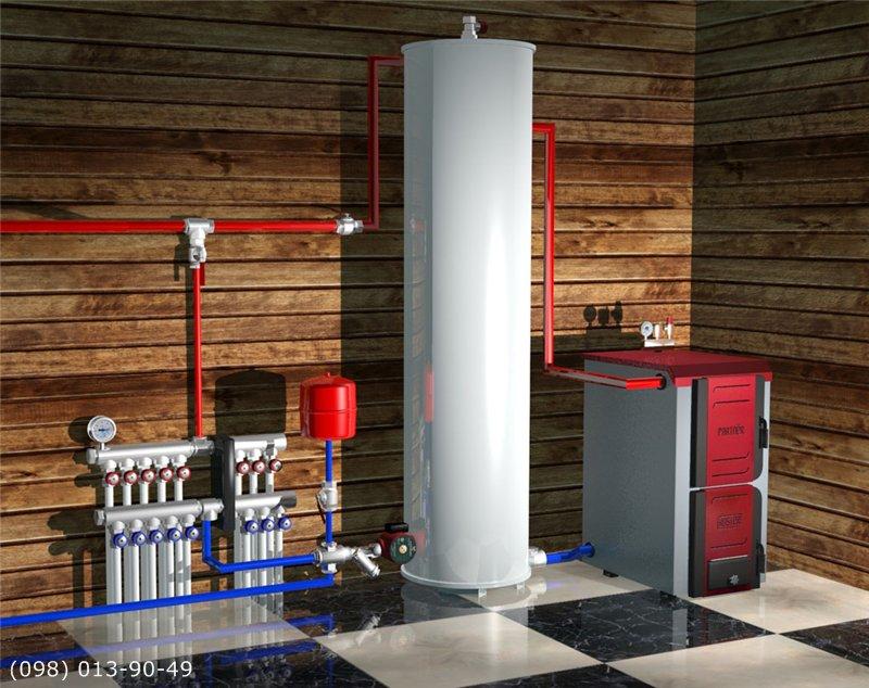 Использование газового топлива современным отопительным оборудованием
