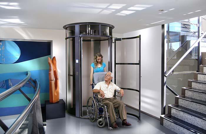 Пассажирский лифт для частного дома