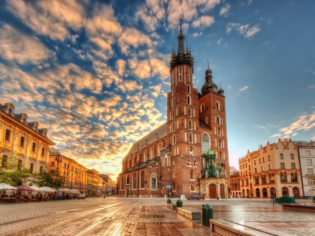 Уютный тихий Краков: история и современность