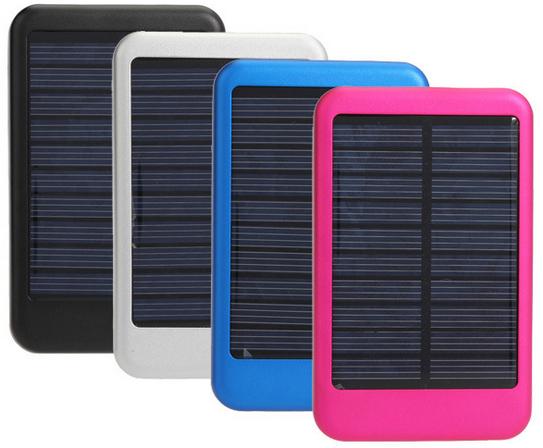 Acme Power AP — высокотехнологичное зарядное устройство для экстренного питания от солнечных батарей