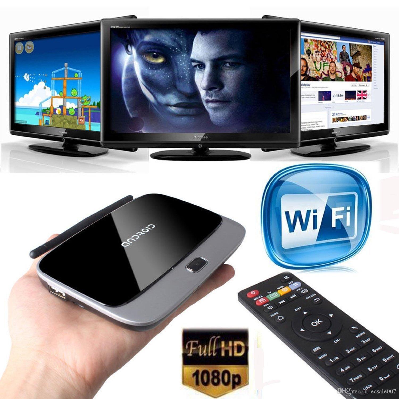 Android TV Box - самая популярная теле-приставка