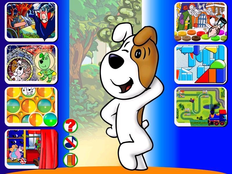 Развивающие игры — активные помощники развития ребенка