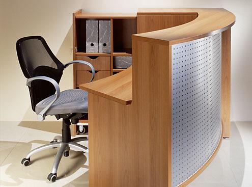 Компания «ПроМебель» предложила свой вариант индивидуальной офисной мебели
