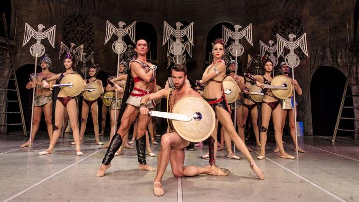 Скандальную постановку Спартак покажет «Новая Опера»