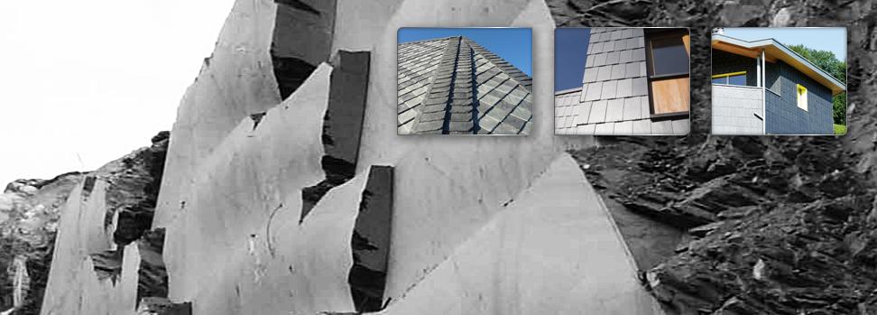Вид сланца как основная причина неисправностей старых сланцевых крыш