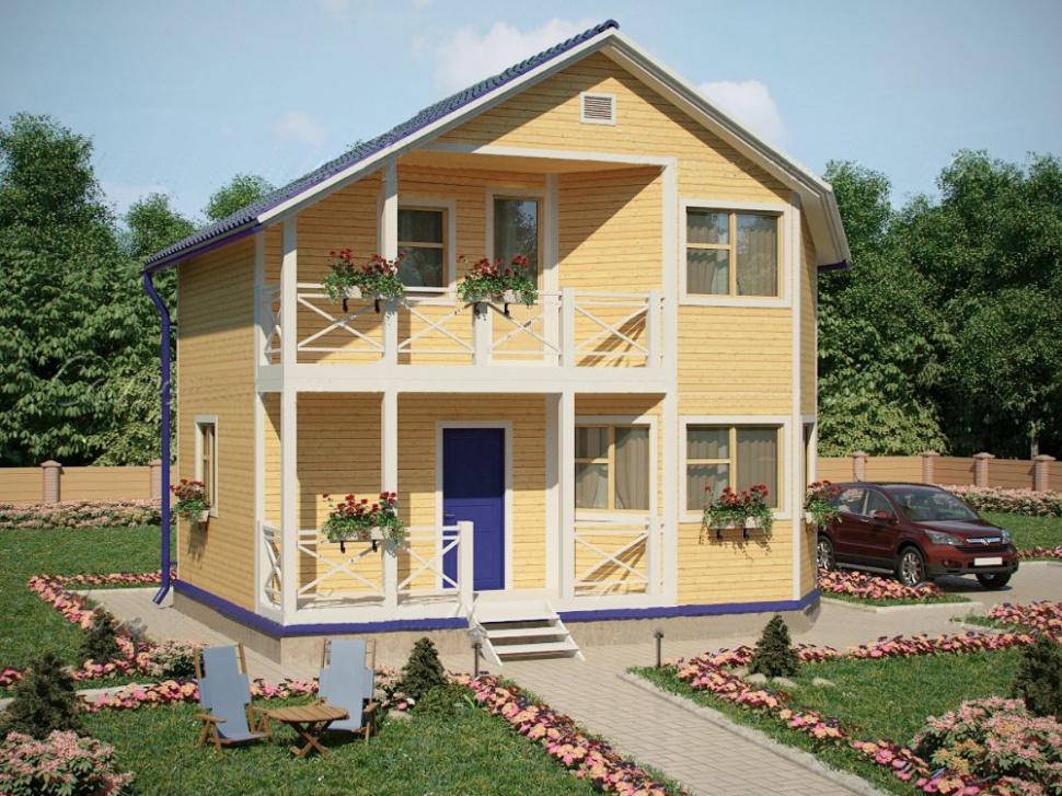 Почему каркасные дома под ключ так популярны?