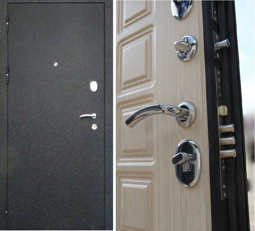 Стальные двери российского производителя