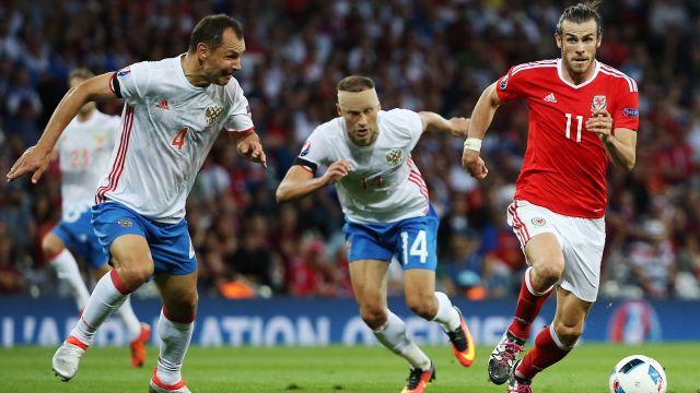 ЕВРО-2016. Два мяча за двадцать минут в ворота российской сборной
