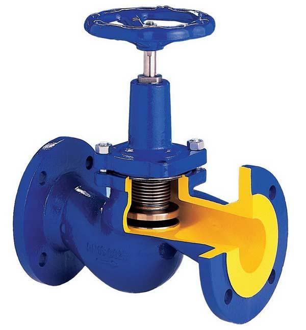 Область применения и характеристики запорных клапанов