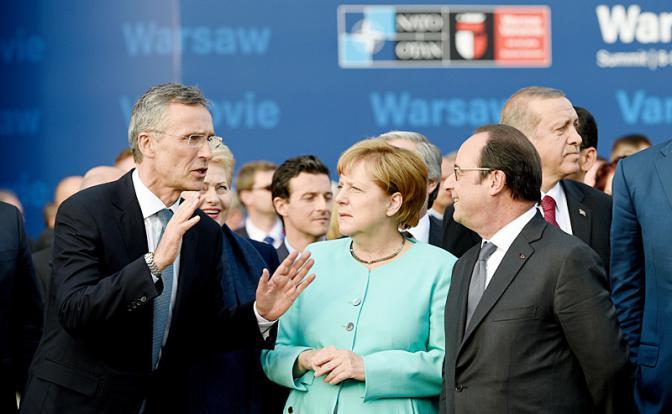 НАТО впадает в горячку