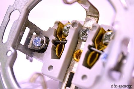 Электрическая розетка — незаменимый атрибут современности