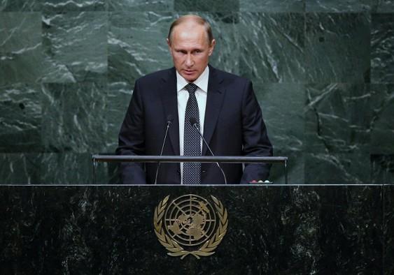 Генассамблея ООН пройдет без Путина