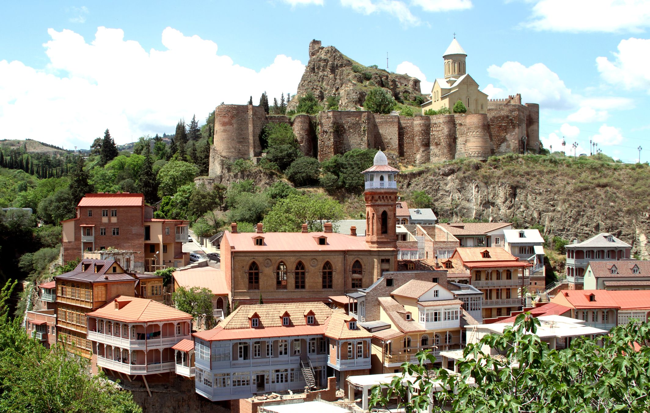 Об отдыхе в Тбилиси