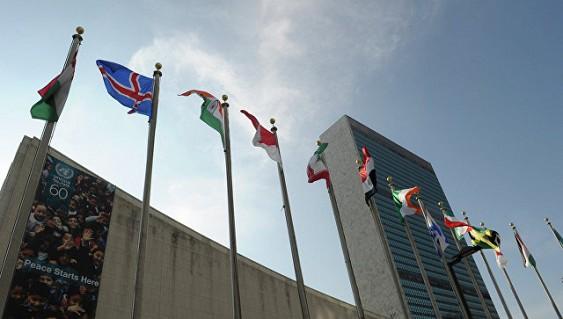 Заявление РФ по гуманитарной паузе в Алеппо было заблокировано СБ ООН