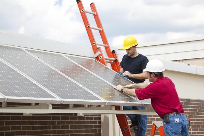 Солнечные панели – полная независимость от магистральных электролиний