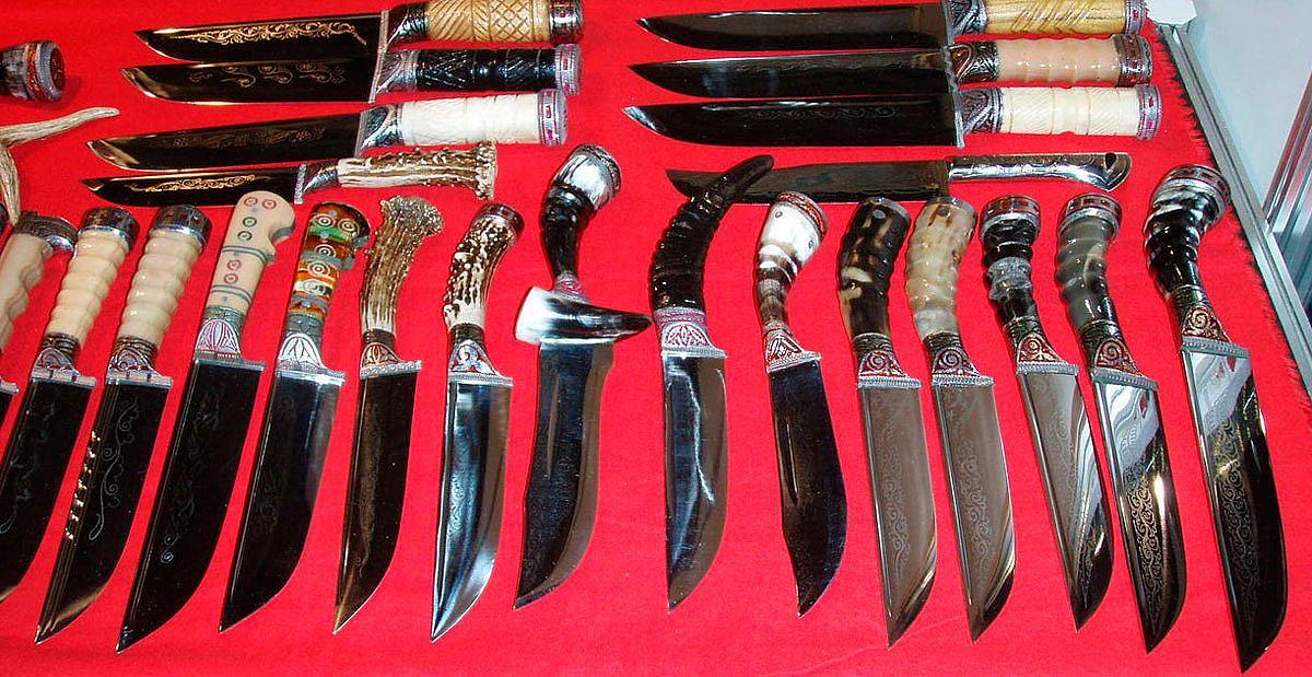 Качественные ножи родом из 18 столетия