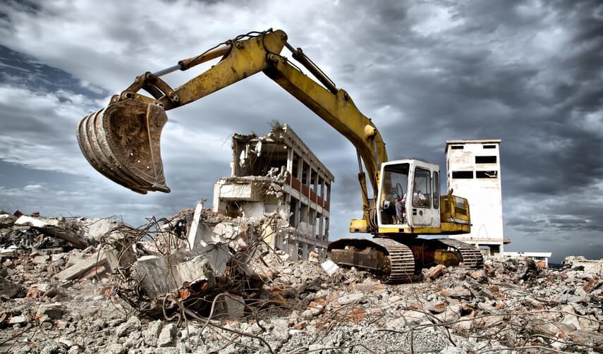 Строительство, снос, благоустройство территорий – мы обеспечим любую услугу!