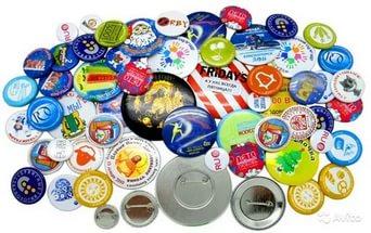 Любые значки и медали под заказ