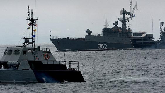 Боевые корабли РФ покинули Таиланд