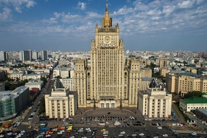 Согласно предупреждениям России, за изъятием дипсобственности в США последуют ответные меры