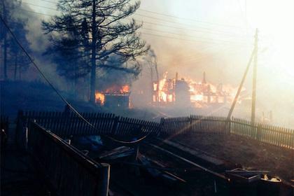 Сгоревший поселок Бубновка закроют по поручению Путина