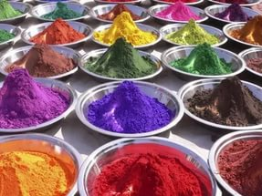 Красители для окраски полимеров от производителей