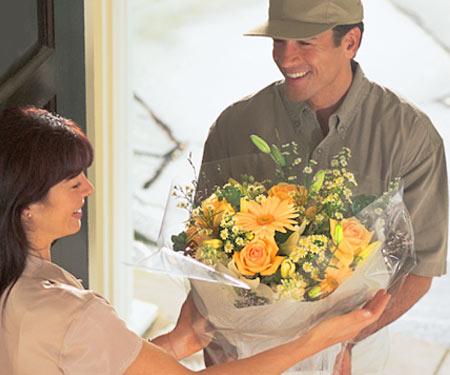 Сочные и свежие цветы с доставкой